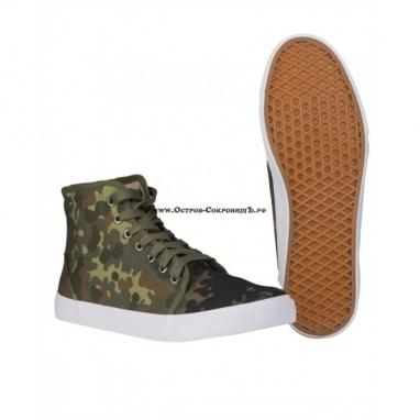 Кеды Army Sneaker Flecktarn