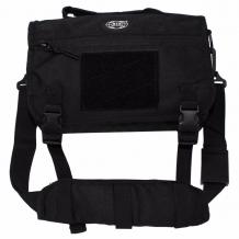 Плечевая сумка чёрная