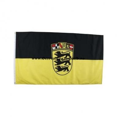 Флаг Баден-вюртемберг