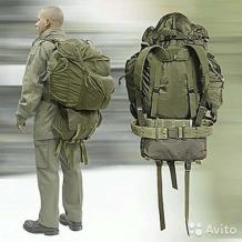 Австрийский разгрузочный комплект с рюкзаком