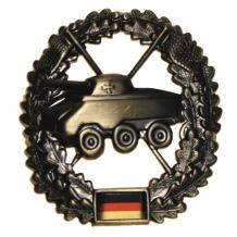 "Эмблема на берет BW ""Panzeraufklarer"""