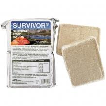 Экстренное питание, SURVIVOR® 125 г, (2 батончика)
