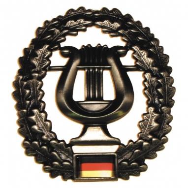 "Эмблема на берет BW ""Musikkorps"""