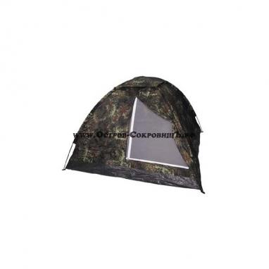 "Палатка ""Monodom"", 3 personen, flecktarn, gr. 210x210x130 cm"