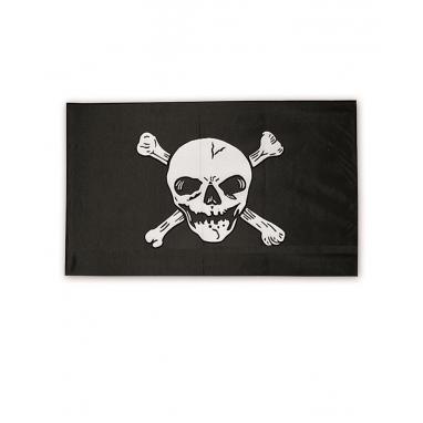 Флаг пиратский с Весёлым Роджером