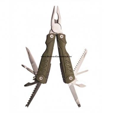 Карманный набор инструментов Mil-tec