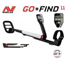Металлодетектор Minelab GO-Find 11