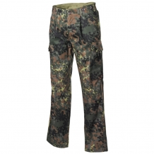 Полевые брюки армии Бундесвера flecktarn, 5 Farben, Max Fuchs новые, соответствуют ТУ