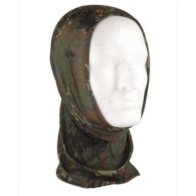 Многофункциональный головной убор flecktarn