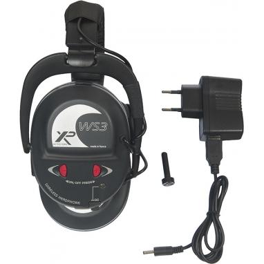 Наушники беспроводные для металлоискателей Xp Ws3