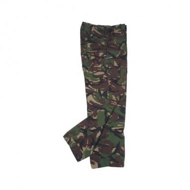 Британские полевые брюки dpm секонд