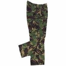 Полевые брюки армии Британии «Arctic» DPM, ветрозащитные, секонд