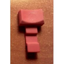 Зажим для блока Explorer SE (красный)