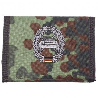 """Кошелёк Bw """"panzerjager"""", Flecktarn"""