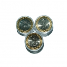 Капсула для монет 28 мм