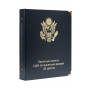 Альбом для юбилейных монет США 25 центов (по монетным дворам)