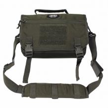 Плечевая сумка олива