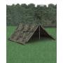 Плащ-палатка армии бундесвер bw flecktarn, секонд