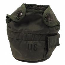 Чехол на флягу армии США US, oliv, 1 Qt, оригинал