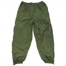 Британские термо-брюки Softie, олива, секонд
