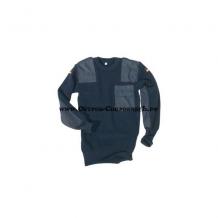 Свитер bw армии бундесвер синий, секонд, оригинал