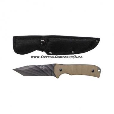 """Нож """"Kojote i"""", g10-griff, klinge tarn"""