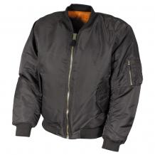 Куртка США Пилот МА1, серая, Max Fuchs (Германия)
