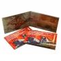 Альбом-открытка для памятных 5-руб. монет, посвященных подвигу Сов. воинов, сражавшихся на Крымском п-ве в годы ВОВ.