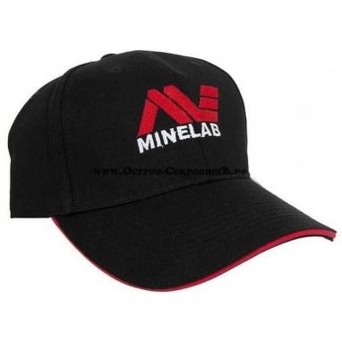 Фирменная кепка Minelab
