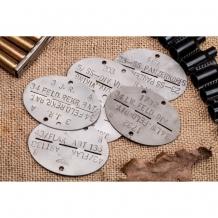 Немецкие солдатские жетоны, реплика, сувенирные