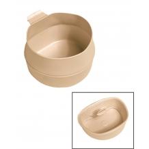 "Кружка складная шведская 600 мл ""Fold-a-Cup"" Хаки (Khaki)"